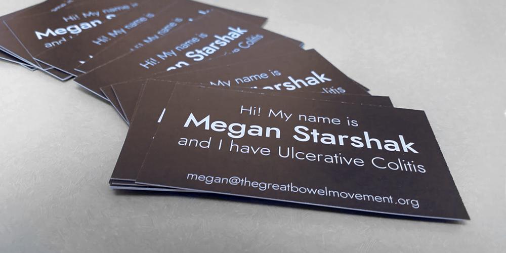 Patient Advocate Business Cards